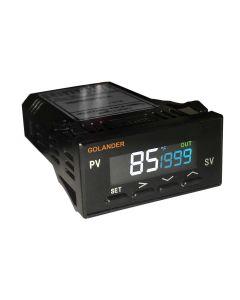 LCD Dual Display 1/32DIN Digital PID Temperature Controller